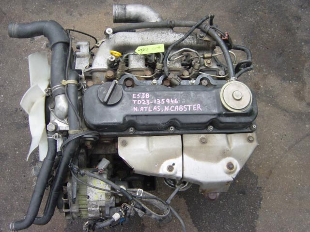 Used Nissan Atlas Td23 Engine For Sale In Harare