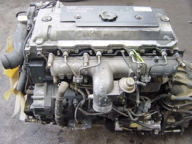 Used Mitsubishi Canter 4m51 Engine For Sale In Harare