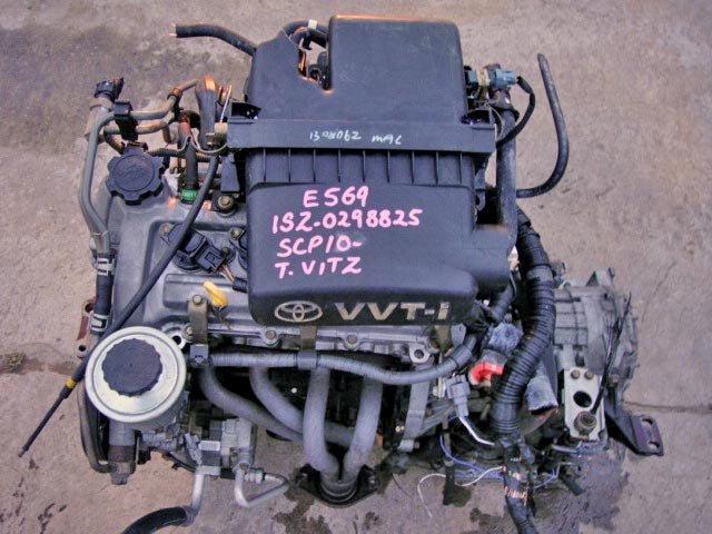 Used Toyota Vitz Yaris 1sz Engine For Sale In Harare