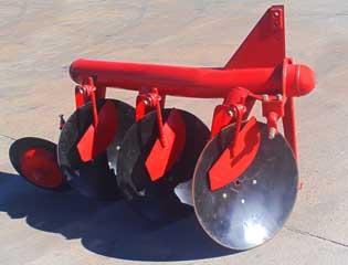 3 Disc Plough