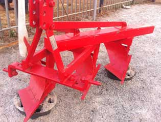 Mould Board Plough 2
