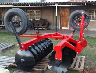Offset Disc Harrow 1