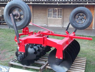 Offset Disc Harrow 2