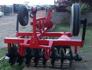 Offset Disc Harrow 3