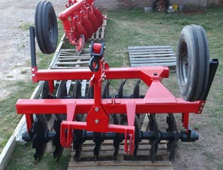 Offset Disc Harrow 4