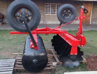 Offset Disc Harrow 5
